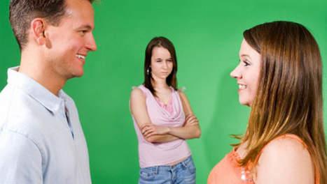 Flirten bij uitgaan